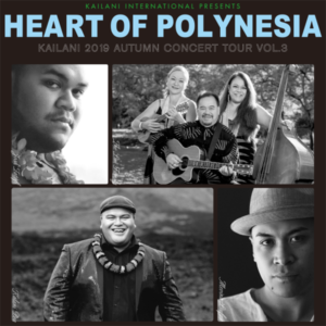 HEART OF POLYNESIA