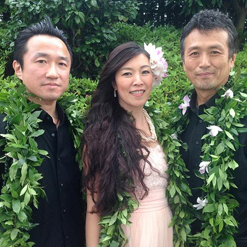 Keiko with Uluwehi