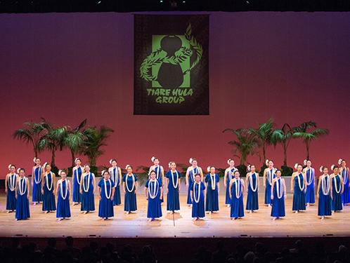 Tiare Hula Group
