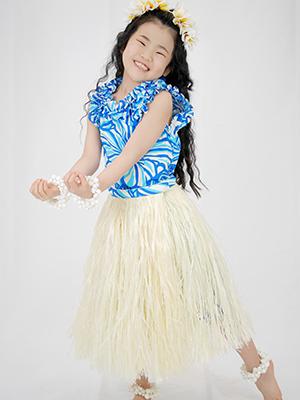 池上碧海さんLanikai Dance Studio Big Island OHANA