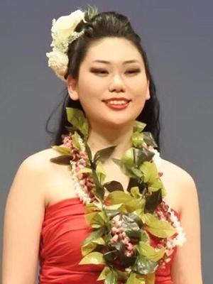 榎本有紗さんKIK TOKYO Hoa Pili Aloha