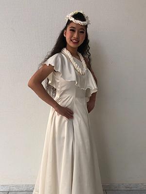 久保和咲さんKALANI YURI HULA TAHITIAN DANCE STUDIO