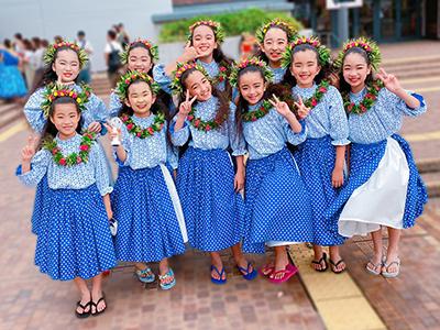Hālau Hula Nanea I Kou Nani