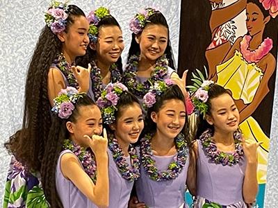Kawai'ulaokalā Iāpana-Hālau Hula O Nani 'Alohi